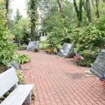 Headstones at Memorial Gardens